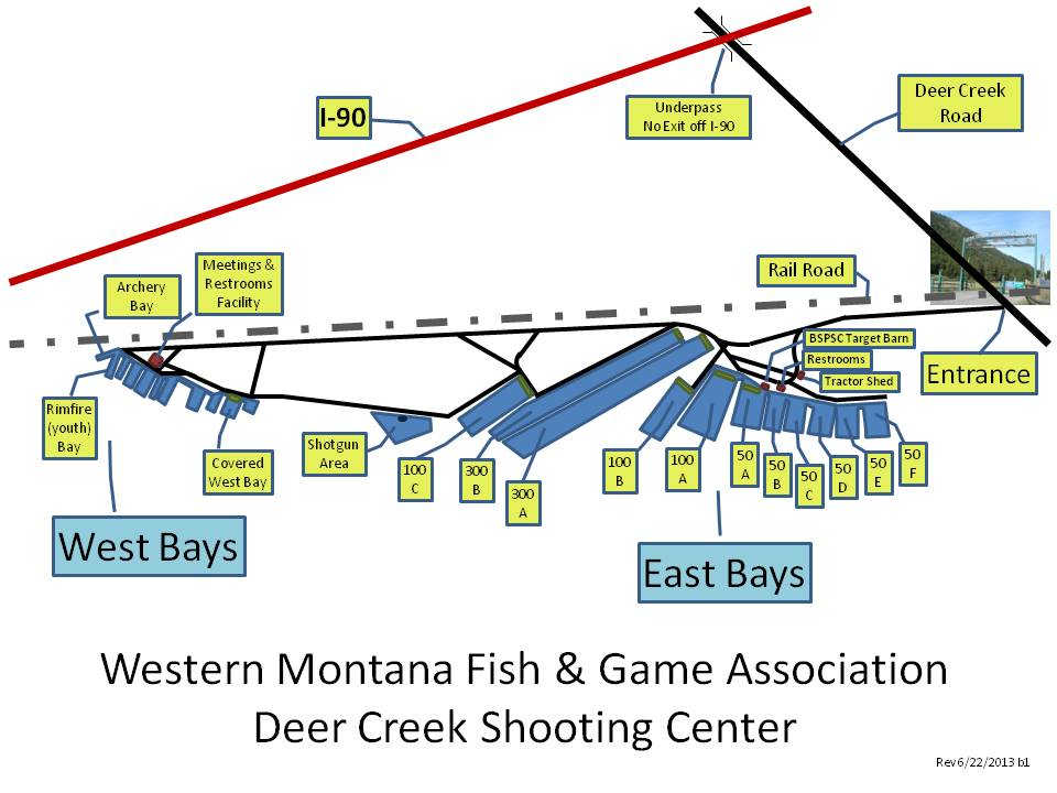 Facility western montana fish game association deer for Montana game and fish